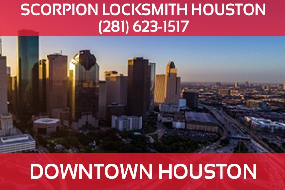 locksmith Downtown Houston TX